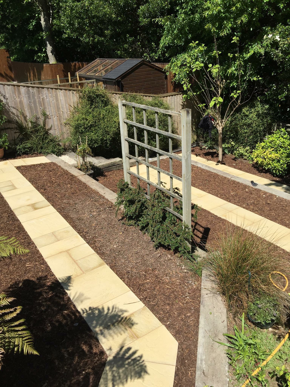 Build Cornwall Garden - Landscaping - Carlyon Bay - Build ...
